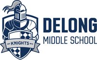 DeLong Middle School Logo
