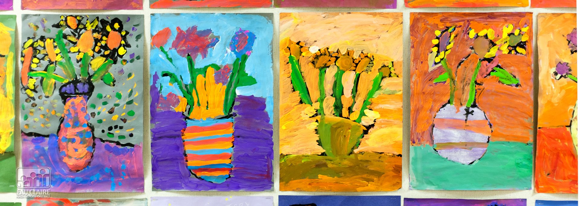 Art is Blooming at Sam Davey!