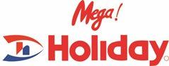 Mega! Holiday Logo