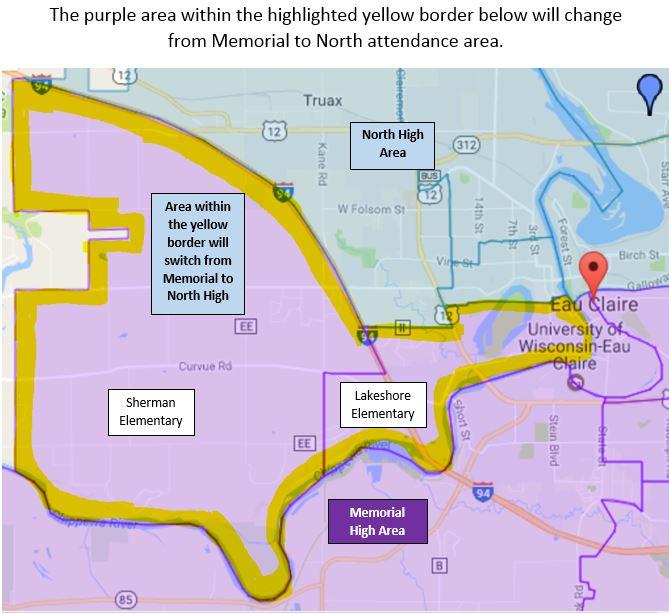 ECASD Boundary Changes